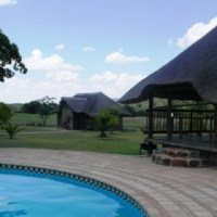 84ha High Potential farm with holiday resort near Nylstroom. Very well located