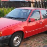 Opel Cub 1.4 92 model