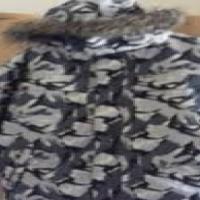 Imported UK winter jacket BALES