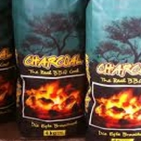 5KG bags of charcoal