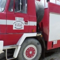 Other Tatra 9CBM, Left Hand Drive Fire Engine