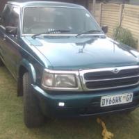 Mazda Magnum Bakkie for sale with paperwork