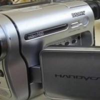 Hi8 digital video camera