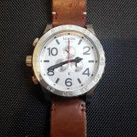 Nixon 51-30 Leather Chronograph