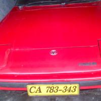 Mazda RX7 1981 automatic