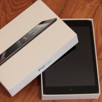 **STYLISH** iPAD Mini 16GB 4G + wi-fi IN BOX To sell or swop