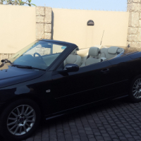 Saab 9-3 convertible 2.0t Linear 2008