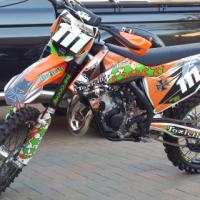 2016 KTM 125sx