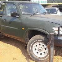 Nissan Patrol 4.2D, 2006