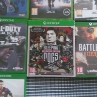 Xbox One & 360 games
