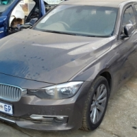 BMW Parts 2012 F30 320i Stripping for Parts Spares