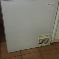 KIC 210 Liter Chest Freezer