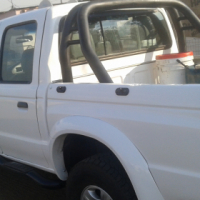 Mada drifter double cab bakkie in diesel to swop for a toyota hilux hips doublecabe or isuzu pe