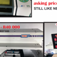 Roland Digital Full colour machine and Pad Printing 1 col machine