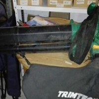 TrimTech 2800W blower/vacuum in perfect working order