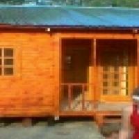 4*5 m loghouse