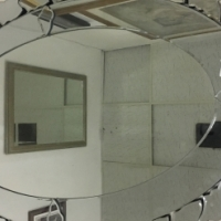 Round Acrylic Mirror