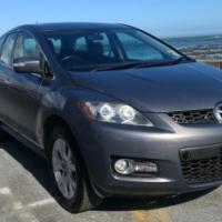 2008 Mazda CX-7 Full service record