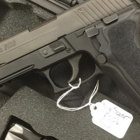 SIG SAUER P226 FULL-SIZE 9mmP Pistol