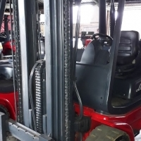 GOOD CONDITION 3 TON GAS & DIESEL LINDE FORKLIFTS FOR SALE