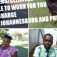 Nannies/Domestics/cleaners/Houseboys ready to work