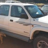 Toyota 2002 Double Cab