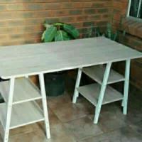 Trestle desk for sale