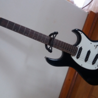 CORT G SERIES ELECTRIC GUITAR & STAND
