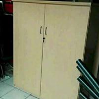 Oak stationary cupboard for sale