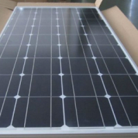 100W 12V MONOCRYSTALINE SOLAR PANEL