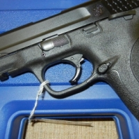 Smith & Wesson MP Full Size 9mmP Pistol With Safety