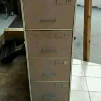 Metal filling cabinet for sale