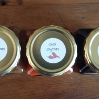 Delicious home-made preserves,jams,marmalade,chutney to order.Great with platters,breads,cheeses.