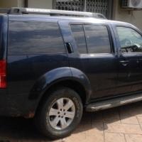Nissan Pathfinder 2.5 diesel