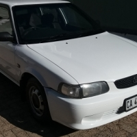 Toyota tazz 1.6 16valve for sale 1996