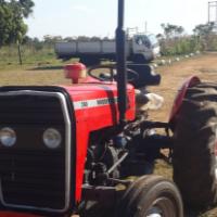 S2376 Red Massey Ferguson (MF) 240 35kW 2x4 Pre-Owned Tractor/Trekker