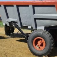 Hydraulic Rock Dumper For Sale