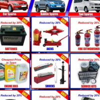 Commercial Auto Spares & Glass