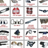 Commercial Auto Spares and Glass