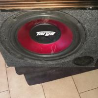 Targa sound amp and sub with box