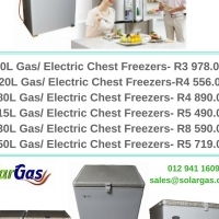 Camping Chest Freezers Available