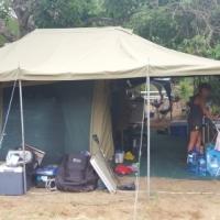 Conqueror Conquest camping trailer