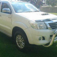 2013 Toyota Hilux 3.0D-4D for sale