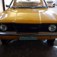 ORIGINAL FORD CORTINA 1976
