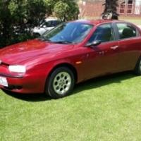 02 Alfa Romeo 156