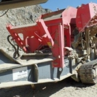 Terex Finlay C - 1540 RS Mobile Cone Crusher