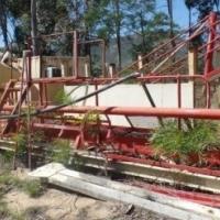 Dismantled, ECEM Batch Plant