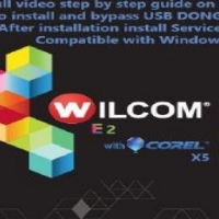 Wilcom E2 Embroidery Digitizing software for sale R450