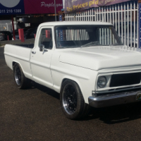 1968 ford pick up