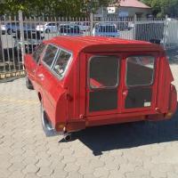 1976 ford cortina 2.5v6 bakkie